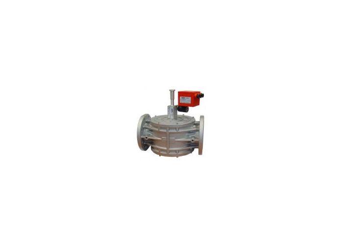 Клапан электромагнитный двухпозиционный, ТУ 29.1.-33096208-087:2005